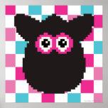 Icono de Furby Póster