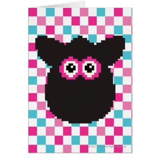 Icono de Furby Tarjeta De Felicitación