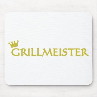 Icono de Grillmeister Mouse Pad