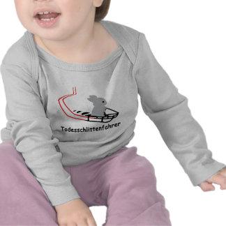 Icono de Hase Todesschlittenfahrer Camiseta