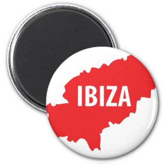 Icono de Ibiza Imán Para Frigorífico