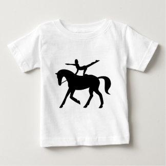 icono de la bóveda del caballo playera