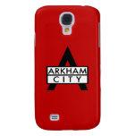 Icono de la ciudad de Arkham