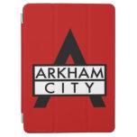 Icono de la ciudad de Arkham Cover De iPad Air