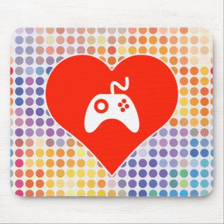 Icono de la diversión mouse pads