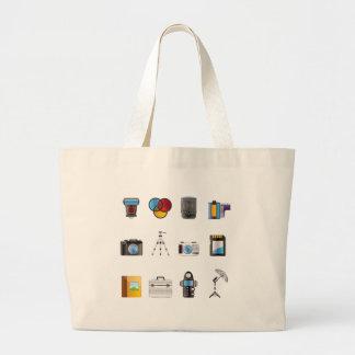 Icono de la fotografía bolsas