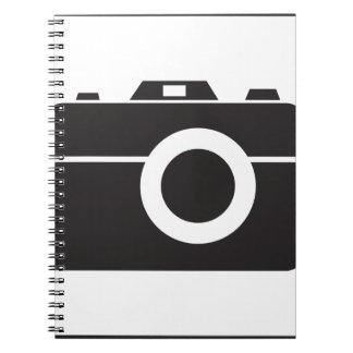 Icono de la fotografía libretas espirales