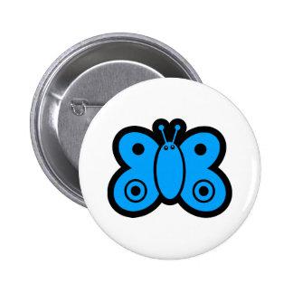 Icono de la mariposa pins