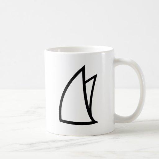 icono de la navegación taza de café