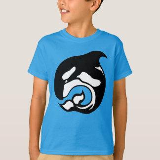 icono de la orca camisas