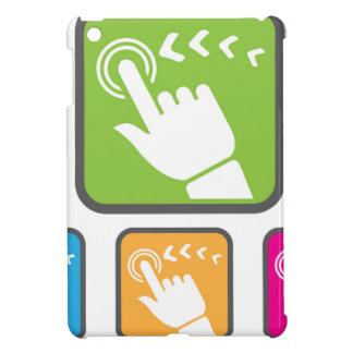 Icono de la pantalla táctil