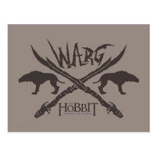 Icono de la película de Warg Tarjetas Postales