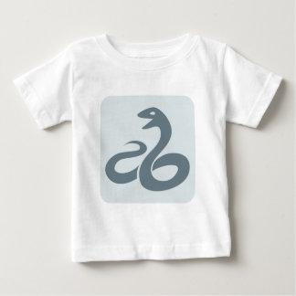 Icono de la serpiente de la mamba negra playeras