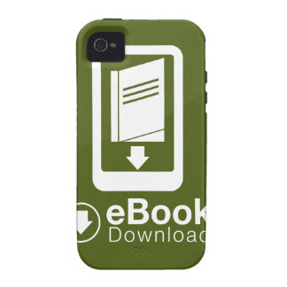 icono de la transferencia directa del eBook Vibe iPhone 4 Funda
