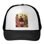 Icono de la trinidad gorra