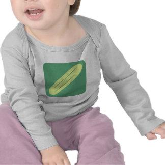 Icono de la verdura del pepino camisetas