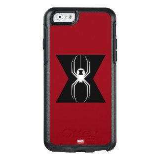 Icono de la viuda negra de los vengadores el | funda otterbox para iPhone 6/6s