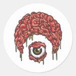 Icono de los cerebros de Osiris Pegatinas