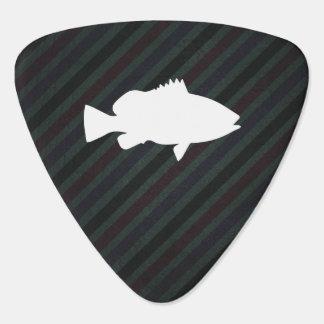 Icono de los colectores de los pescados púa de guitarra