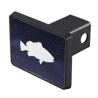 Icono de los colectores de los pescados tapa de remolque