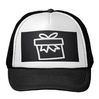 Icono de los suplementos de los regalos gorro