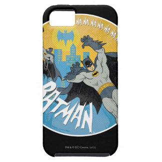 Icono de NANANANANANA Batman iPhone 5 Case-Mate Coberturas