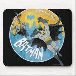 Icono de NANANANANANA Batman Tapete De Ratón