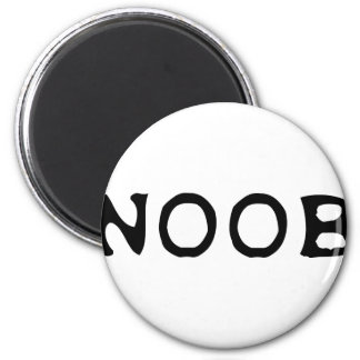 Icono de NOOB Iman Para Frigorífico