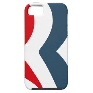 Icono de Romney iPhone 5 Case-Mate Coberturas