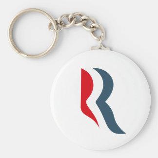Icono de Romney Llavero