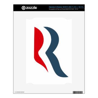 Icono de Romney Skin Para El NOOK