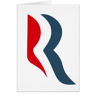 Icono de Romney Tarjeta