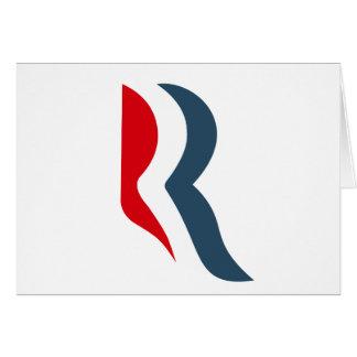 Icono de Romney Tarjeta De Felicitación