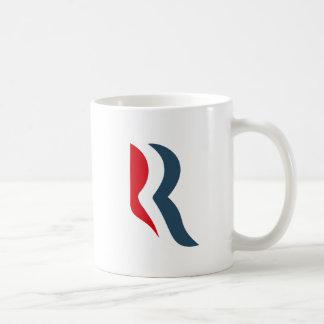 Icono de Romney Tazas
