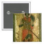 Icono de San Jorge, 1130-50 Pin