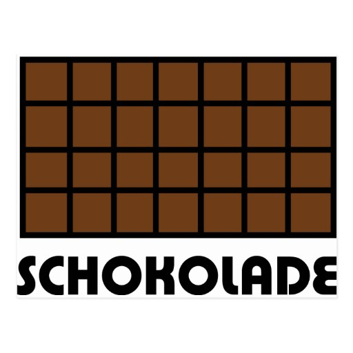 Icono de Schokolade Postales