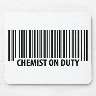 icono de servicio del químico alfombrilla de ratones