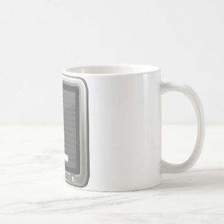 Icono de terminal taza clásica