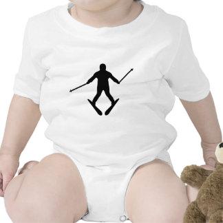 icono de trampolín trajes de bebé
