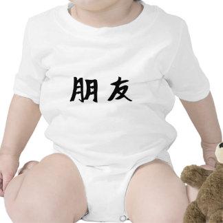 icono del amigo trajes de bebé