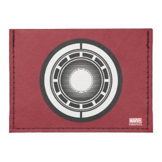 Icono del arco del hombre del hierro tarjeteros tyvek®