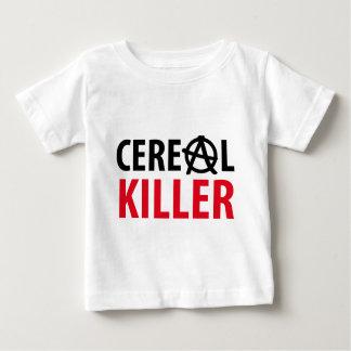 icono del asesino del cereal playera de bebé