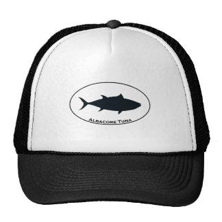 Icono del atún de albacora de Longfin Gorra