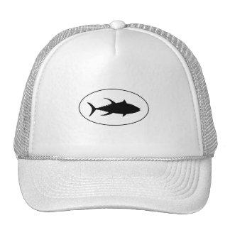 Icono del atún de trucha salmonada gorra