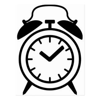 icono del despertador postal