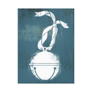 Icono del día de fiesta - ornamento del vintage impresiones de lienzo
