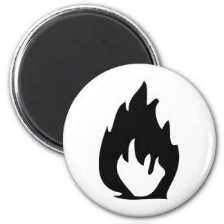 icono del fuego iman
