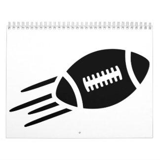 Icono del fútbol calendarios