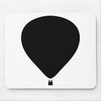 icono del globo de aire caliente mouse pad