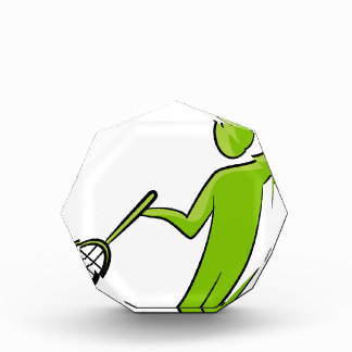 Icono del jugador de tenis